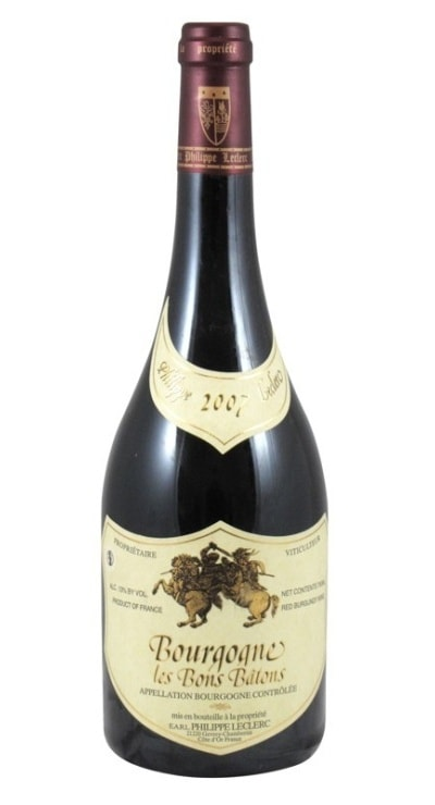 Bourgogne Les Bons Battons