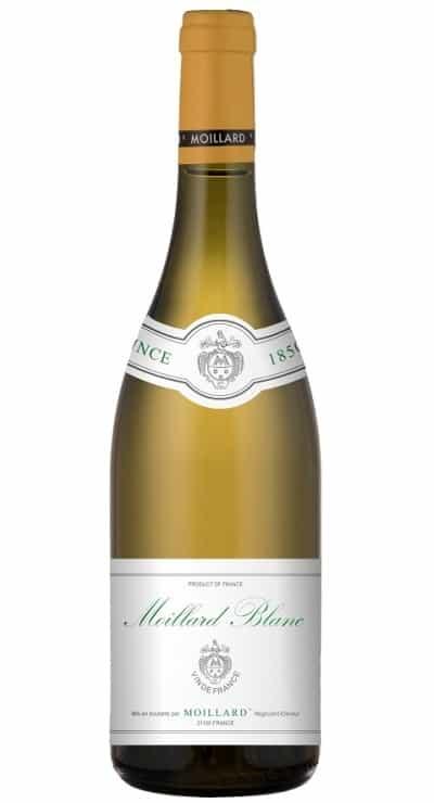 Vin de France Moillard Blanc