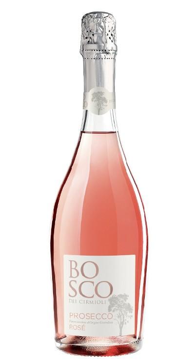 Itálie Bosco Prosecco Rosé DOC 2019